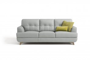 Marinelli Daisy Italian Leather Sofa