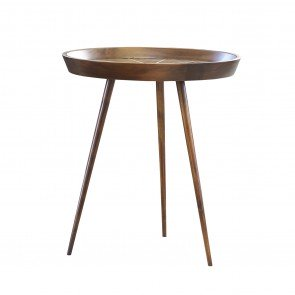 Mark Webster Gatsby Round Lamp Table