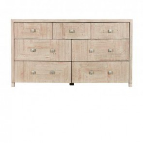 Baker Geo 7 Drawer Wide Chest