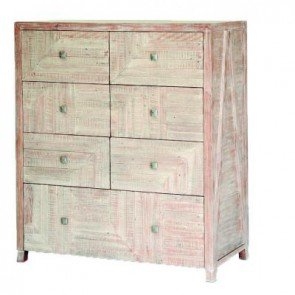 Baker Geo 7 Drawer Chest