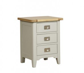 Mark Webster Bordeaux 3 Drawer Nightstand