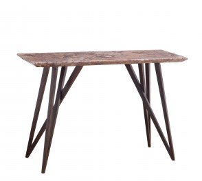 Alfrank Designs Geo Console Table