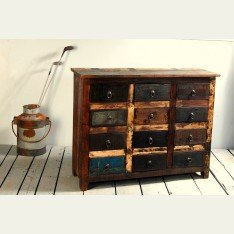 Little Tree Mary Rose Chest of 12 Drawers