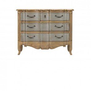 Baker Hardy Leon 5 Drawer Commode