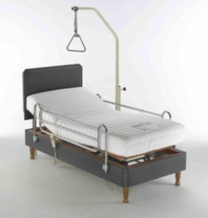 MiBed High-Low Healthcare Bed