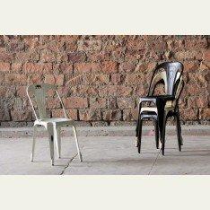 Little Tree Hyatt Industrial Baker Cafe Chair