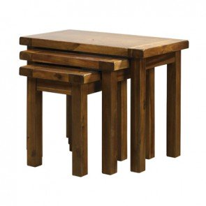 Mark Webster Kember Nest of 3 Tables