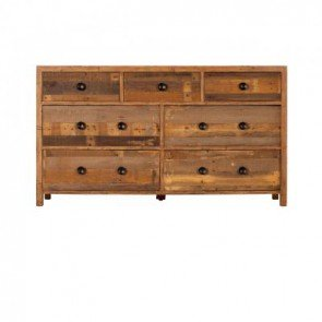 Baker Nixon 7 Drawer Wide Chest of Drawers