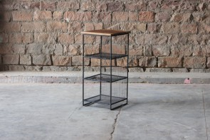 Little Tree Layla Cube 3 Shelf Storage Unit