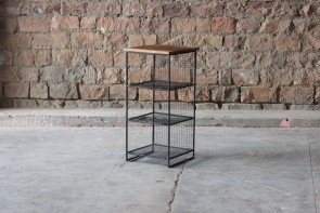 Little Tree Layla Cube 3 Shelf Storage Unit