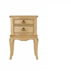 Baker Limoges 2 Drawer Bedside Table