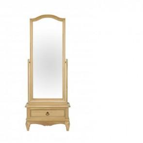 Baker Limoges Cheval Mirror