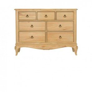 Baker Limoges 7 Drawer Wide Chest