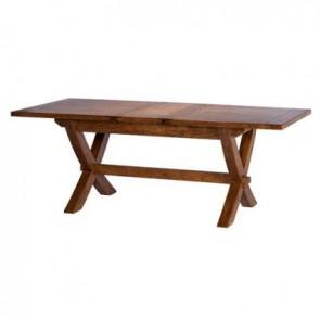 Baker Mango Creek X Leg Extending Dining Table