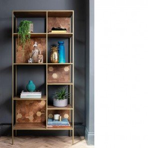 Baker Midas Bookcase Display