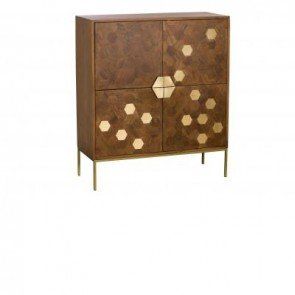Baker Midas Highboard
