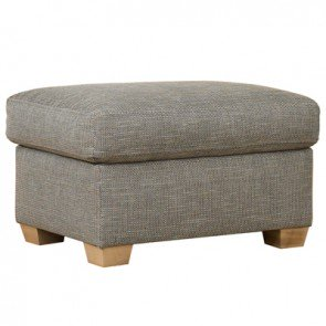 Mark Webster New York Footstool