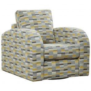 Mark Webster New York Swivel Chair