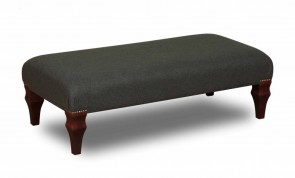 Vintage Sofa Company Large Banquet Footstool