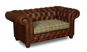 Vintage Sofa Company Chesterfield 2 Seater Sofa