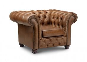 Vintage Sofa Company Chesterfield Armchair