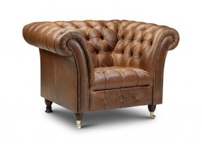 Vintage Sofa Company Chester Club Armchair