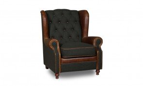 Vintage Sofa Company Linby Club Armchair