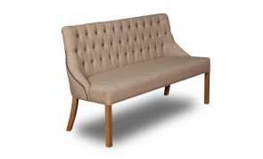 Vintage Sofa Company Stanton 2 Seater Bench