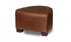 Vintage Sofa Company Spitfire Club Footstool