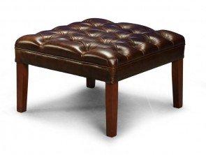 Vintage Sofa Company Monarchy Footstool