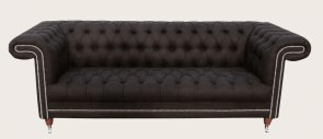 Vintage Sofa Company Chester Lounge Club 3 Seater Sofa
