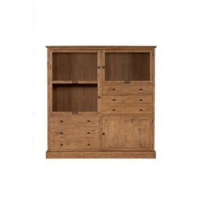 Baker Portobello Glazed Bookcase