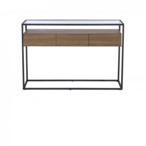 Baker Panama Console Table