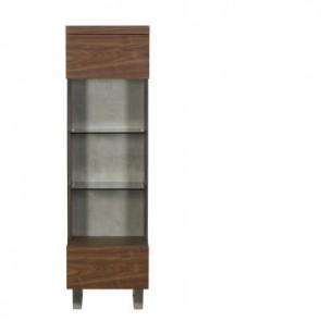 Baker Petra Narrow Display Cabinet