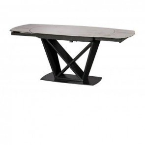 Baker Paulo Rotating Extending Dining Table
