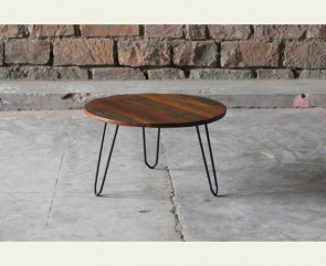 Little Tree Mary Rose Large Circular Side Table
