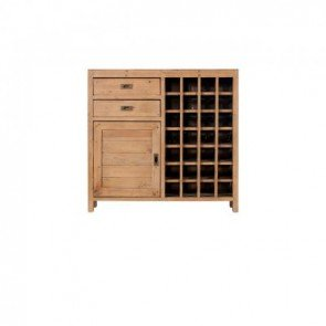 Baker Sienna Wine Rack