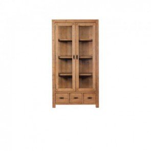 Baker Sienna Display Cabinet