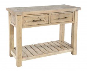 Rowico Driftwood Console Table