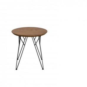 Baker Soho Slight Round Lamp Table