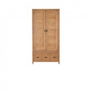 Baker Sienna Large Double Wardrobe