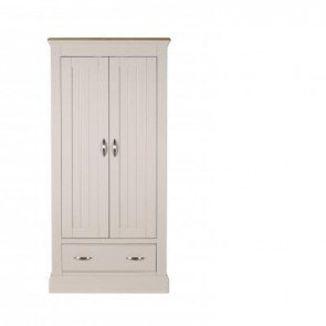 Baker Tenby Gents Double Wardrobe