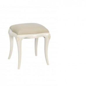 Baker Toulouse Upholstered Stool