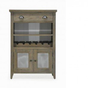 Baker Tannery Small Wine Cabinet