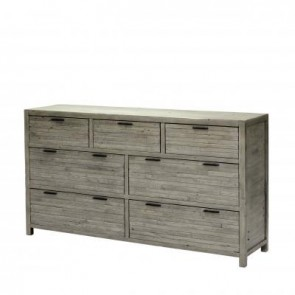 Baker Tuscan Spring 7 Drawer Wide Chest of Drawers