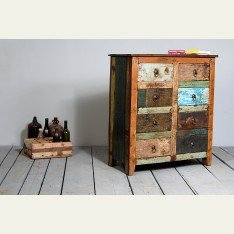 Little Tree Mary Rose Chest of 8 Drawers