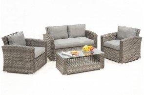 Maze Rattan Victoria 2 Seat Sofa Set