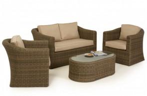 Maze Rattan Winchester 2 Seat Sofa Set