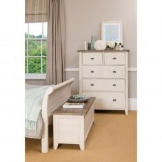 Baker Cotswold Solid Bed Frame