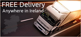 Free Delivery To Anywhere In Ireland